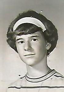 Carol in 7th grade